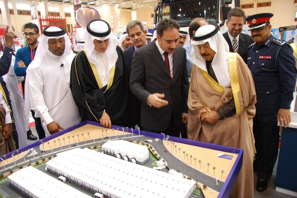 Majaal Leads Industrial Facilities Sector at Bahrain expo